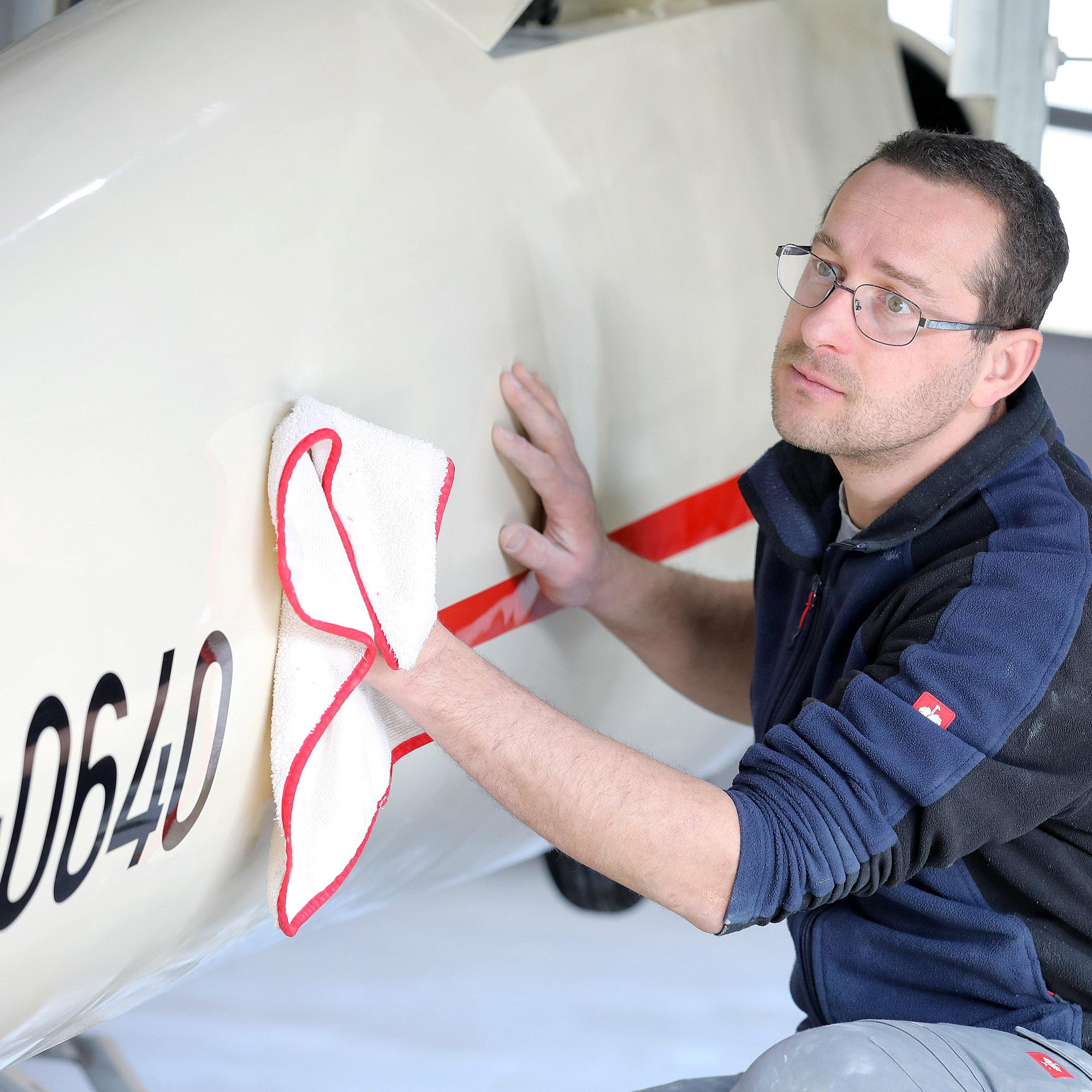 Leon-Tech Aircraftservice - über uns