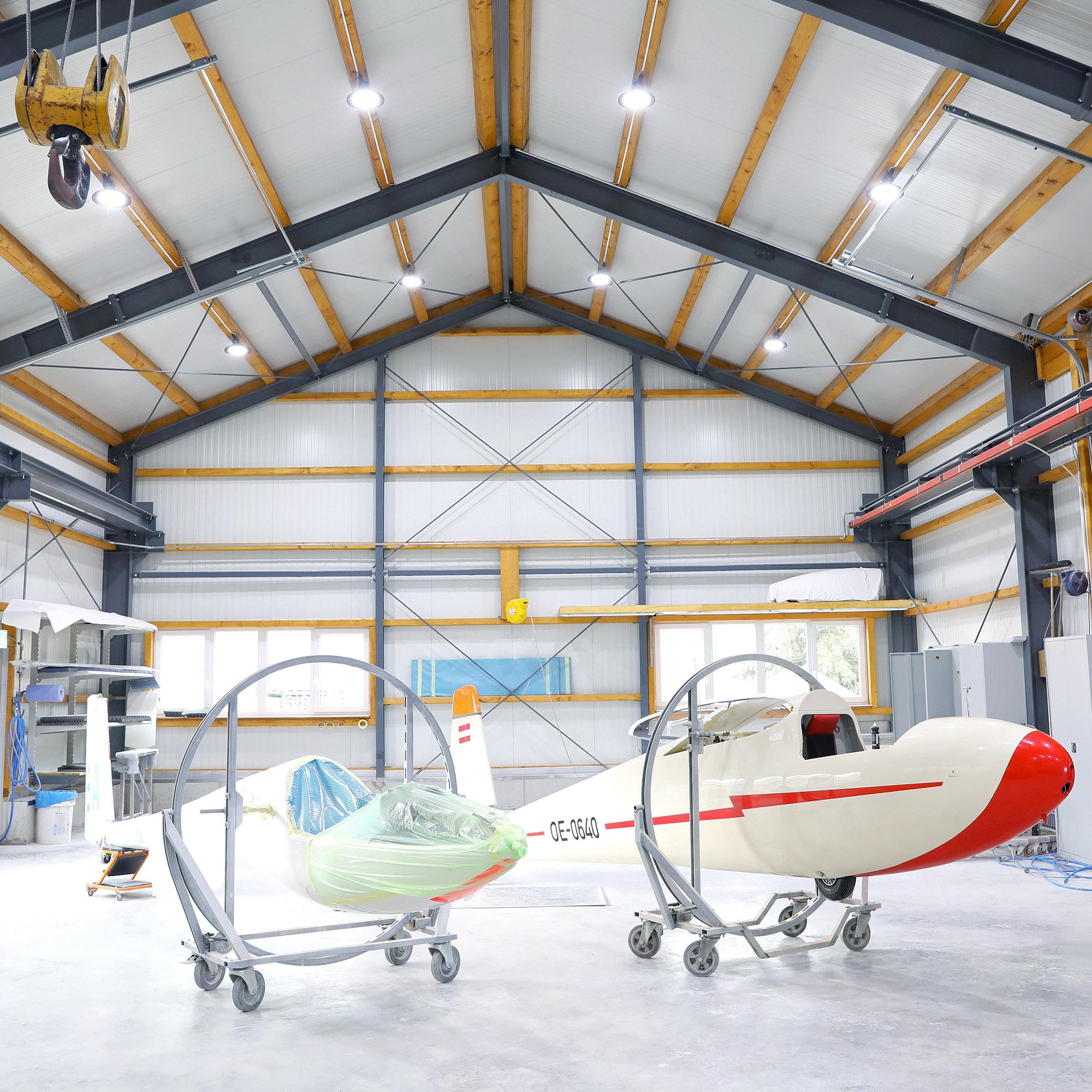 Leon-Tech Aircraftservice - Umbau/Optimierung